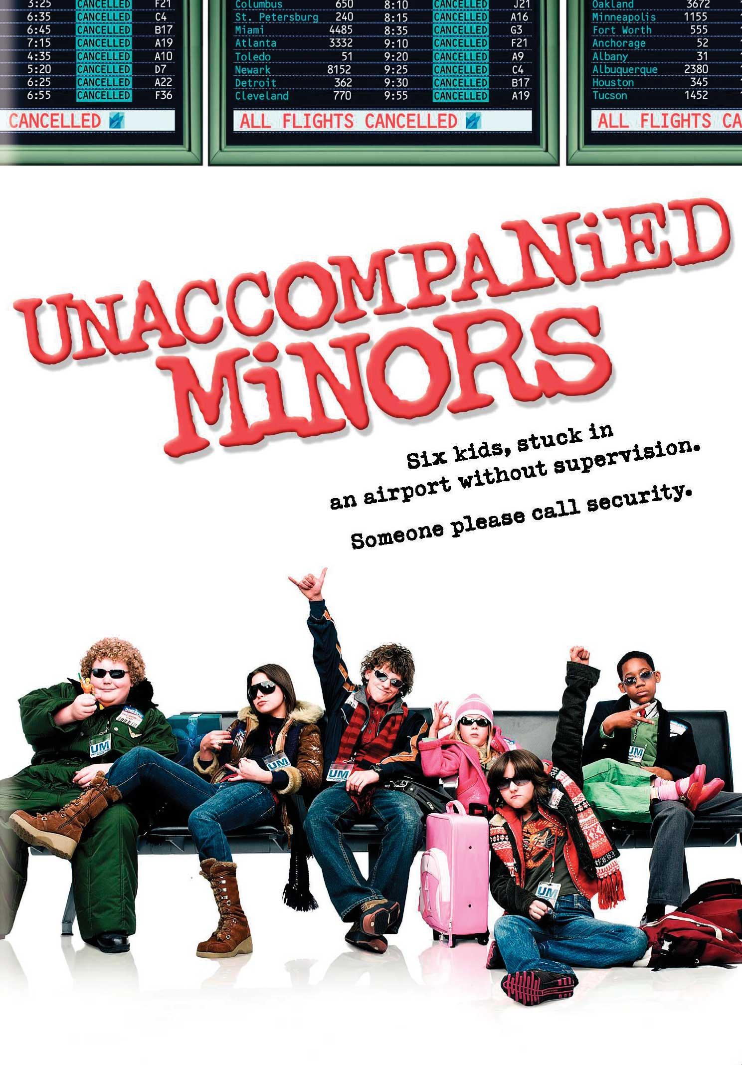 ბავშვები უყურადღებოდ (ქართულად)  - Unaccompanied Minors / Дети без присмотра (2006)